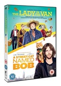 THE LADY IN THE VAN / A STREET CAT NAMED BOB DVD