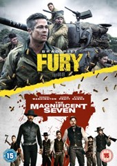 FURY / MAGNIFICENT SEVEN DVD (2 DISCS)