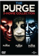 PURGE, THE / PURGE: ANARCHY / PURGE: ELECTION YEAR - 3 MOVIE