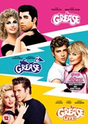 GREASE/ GREASE 2/ GREASE-LIVE - 40TH ANNIVERSARY DVD BOX SET