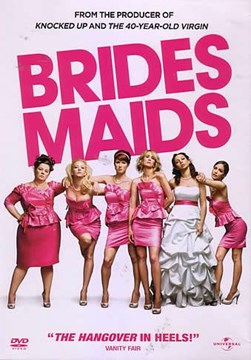 BRIDESMAIDS DVD