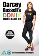 DARCEY BUSSELL DIVERSE DANCE MIX WORKOUT DVD