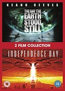 DAY THE EARTH STOOD STILL /INDEPENDENCE DAY 2 FILM COLLECTION