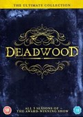 Deadwood Ultimate DVD Collection Seasons 1-3