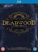 Deadwood The Complete Blueray Disc Collection