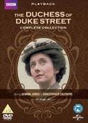 THE DUTCHESS OF DUKE STREET SERIES 1 & 2 DVD