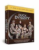 DUCK DYNASTY 5 DVD TIN