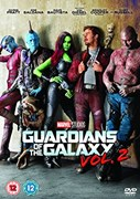 GUARDIANS OF THE GALAXY VOLUME 2 DVD