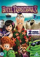 HOTEL TRANSYLVANIA 3: A MONSTER VACATION DVD