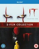 IT: Chapter One & Two - 2 Film Collection Bluray Disc