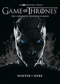 Game of Thrones Season 7 with History & Lore DVD