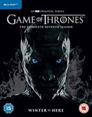 Game of Thrones Season 7 with History & Lore BD