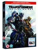 TRANSFORMERS: THE LAST KNIGHT (DVD+ BONUS DISC DVD)