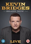 KEVIN BRIDGES: THE BRAND NEW TOUR LIVE DVD