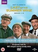 Last of the Summer Wine: Series 1-4 DVD Box