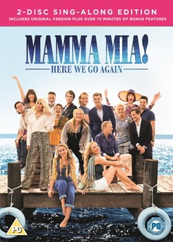 MAMMA MIA! / MAMMA MIA! HERE WE GO AGAIN -EXCLUSIVE - 2 DISC