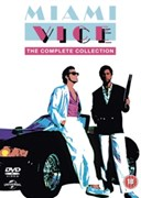 Miami Vice Series 1-5 Complete DVD Set