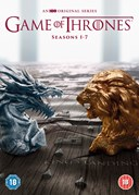 Game of Thrones 1 - 7 BLUERAY