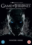 Game of Thrones 1 - 7 DVD