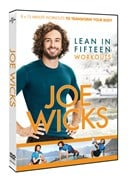 JOE WICKS - LEAN IN 15: THE TRANSFORMATION PLAN DVD