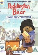 THE COMPLETE PADDINGTON BEAR DVD