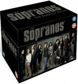 THE SOPRANOS THE COMPLETE SERIES 1-6