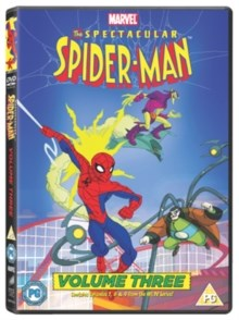 SPECTACULAR SPIDERMAN S1 VOLUME 3