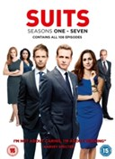 Suits - Seasons 1-7 DVD SET