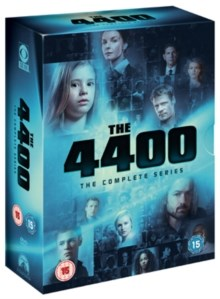 The 4400 Complete Collection (Series 1-4) DVD