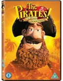 THE PIRATES BAND OF MISFITS BIG FACE DVD