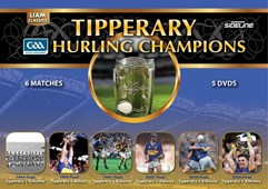 Tipperary GAA Hurling Champions - 5 Disc DVD Box Sett