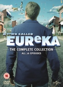 A Town Called Eureka - Seasons 1-5 Complete DVD