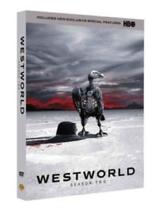 WESTWORLD: SEASON 2 DVD