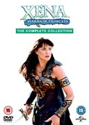 Xena - Series 1-6 Complete DVD Set