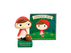 Content Tonie Favourite Tales - Little Red Riding Hood