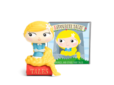 Content Tonie Favourite Tales - Rapunzel and other fairy tal