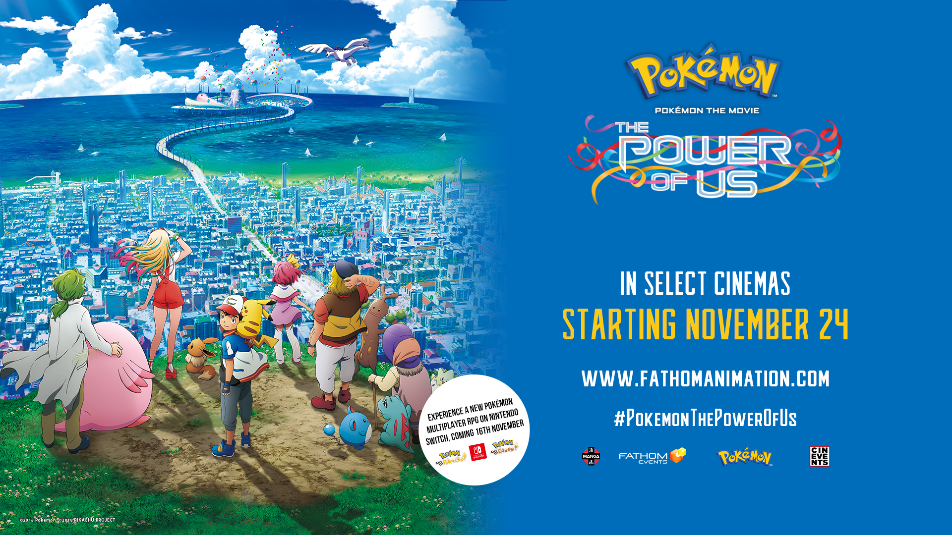 Win Tickets To A Screening Of Pokemon The Movie The Power Of Us