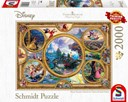 Disney Dreams Collection - Thomas Kinkade 2000pc