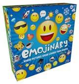 Emojinary Board Game