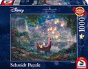 Disney Tangled - Thomas Kinkade 1000pc