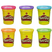 Playdoh Single Can Ast