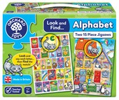 Look and Find: Alphabet Jigsaw
