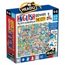 1St Vocabulary-The City 108Pc Puzzle