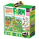 Happy Farm 19 Pce Puzzle