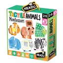 Tactile Animals Montessori