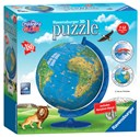 Children's World Map 3D Puzzle® 180pc