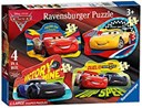 Disney Pixar Cars 3 4 Shaped Puzzles