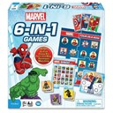 Marvel 6 in a box Game
