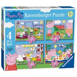 Peppa Pig 4 in a Box