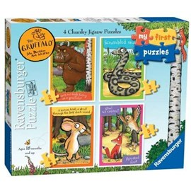 The Gruffalo 9x 2pc